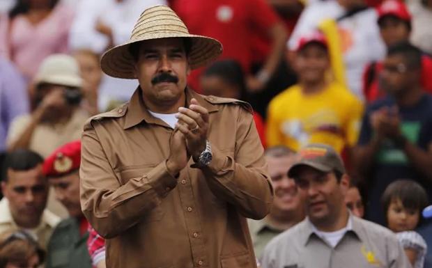 Αναστολή… συμμετοχής της Βενεζουέλας στον Οργανισμό Αμερικανικών Κρατών!