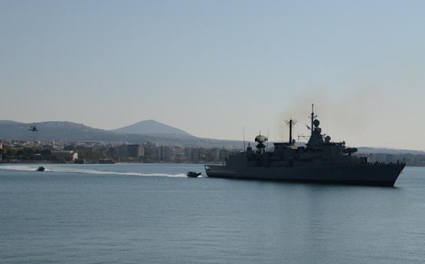 Π. Αδαμίδης: Αμυντική επάρκεια και ναυπηγεία