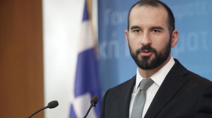 """Τζανακόπουλος: «Πολιτική νίκη» η συμφωνία – Φυσικά και θα μπορούμε να χρησιμοποιούμε τον όρο """"Μακεδονικός Χαλβάς"""""""