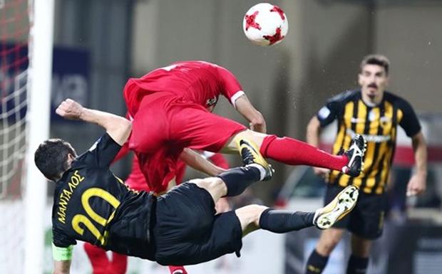 Τα εκτός έδρας παιχνίδια της ΑΕΚ  πληγώνουν…