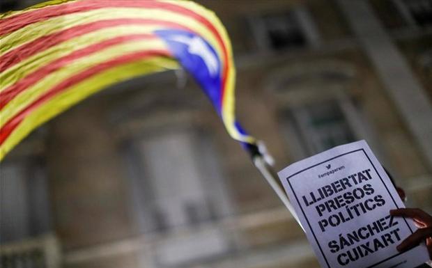 Καταλονία: Η απάντησή μας προς τη Μαδρίτη δεν θα αλλάξει έως την Πέμπτη