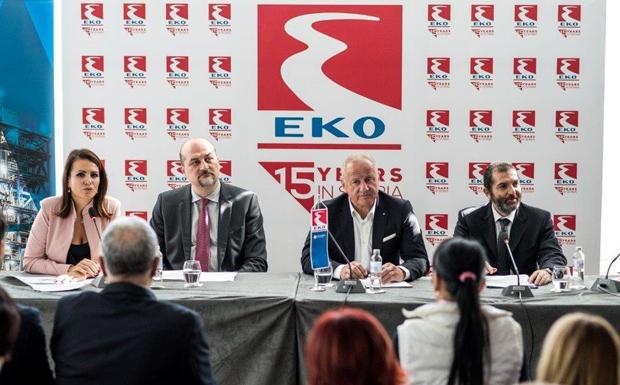 EKO Serbia: «15 Χρόνια Επιτυχίας»