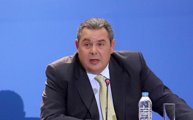 Καμμένος: Το Συμβούλιο Πολιτικών Αρχηγών να μπλοκάρει τη Συμφωνία των Πρεσπών
