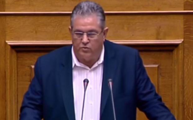 ΚΚΕ: Απέραντη ΝΑΤΟϊκή βάση η Ελλάδα