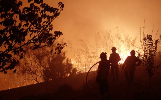 Οι πυρκαγιές στην Πορτογαλία <br>«καίνε» και την κυβέρνηση