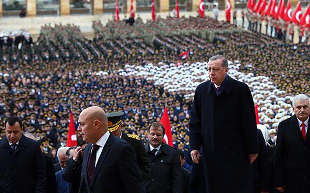 Γιορτάστηκε η 94η επέτειος για την «Τουρκική Δημοκρατία»