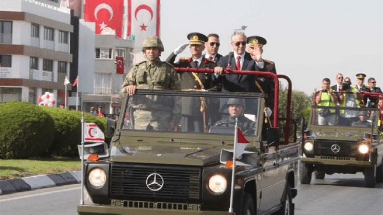 Στρατιωτικό υλικό που έδωσαν οι Γερμανοί στην Τουρκία καταλήγει στα κατεχόμενα