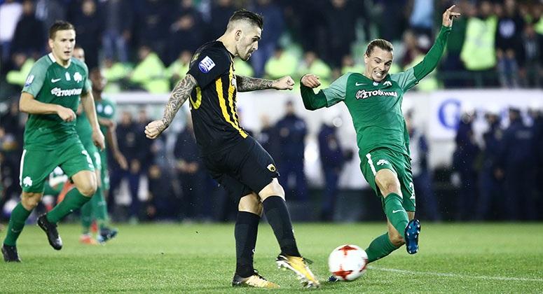 H AEK κέρδισε τον …μίσο τιτλο. Χωρίς νεύρα θα πάρει τον άλλο μισό