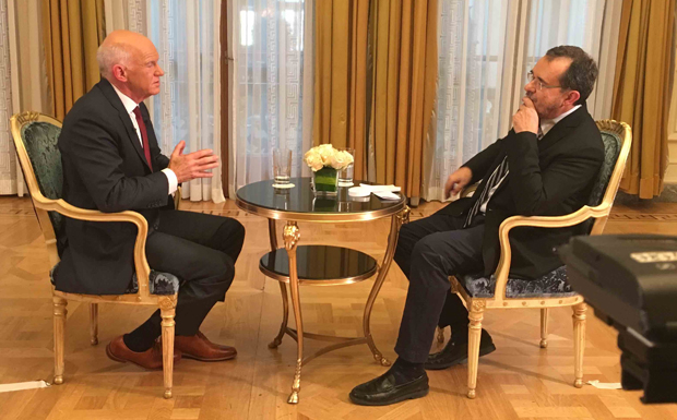 """Συνέντευξη του πρώην Πρωθυπουργού, Γιώργου Παπανδρέου στις """"Ιστορίες"""""""