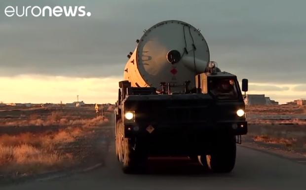 Ρωσία: Δοκιμή νέου αντιβαλλιστικού πυραύλου