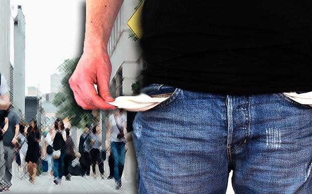 1 στους 5 εργαζομένους παίρνει κάτω από 500 ευρώ τον μήνα!