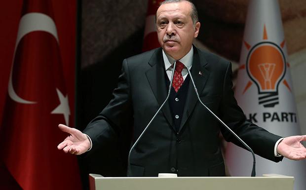 Μπλόκο στην επίσκεψη Ερντογάν