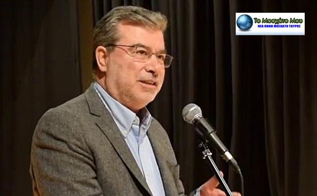 Συνέντευξη εφ'όλης της ύλης του Δήμαρχου Αν. Ευθυμίου στην εκπομπή του Ν. Παρασκευά στο Κανάλι 1 του Πειραιά