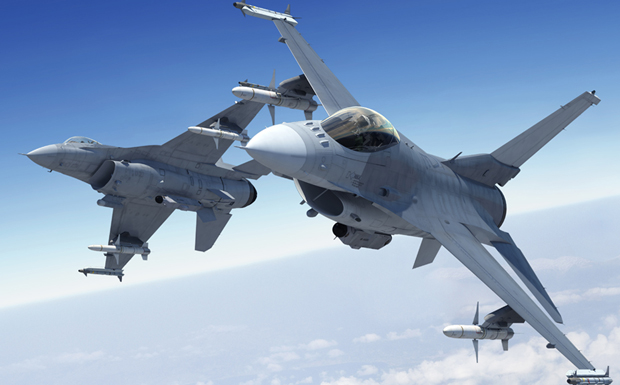 Οι όροι της Αθήνας για τα F-16