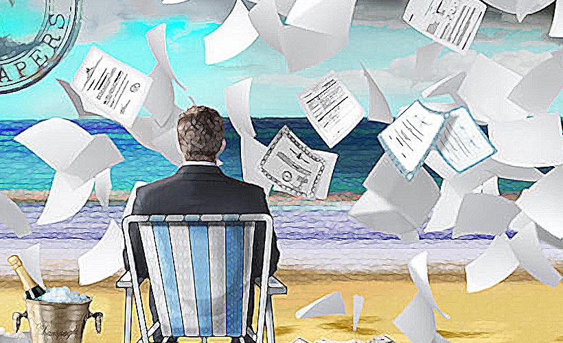 Δώρο στον Τσίπρα τα «Paradise Papers»!