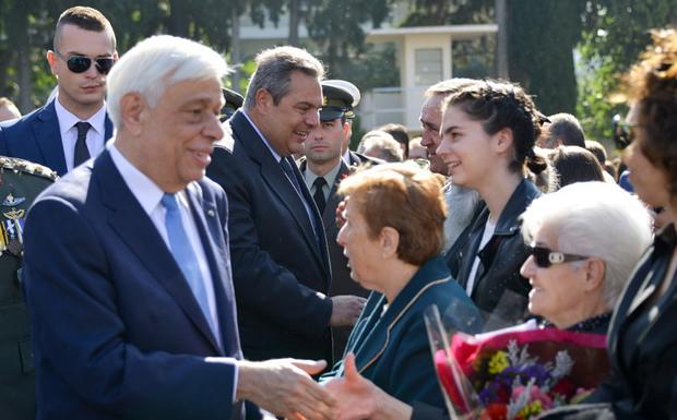 Παυλόπουλος: <br>Η κυριαρχία στα νησιά είναι πλήρης
