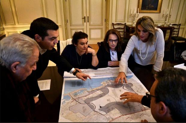 Ελληνικό: Υπεγράφη χθες στο Μέγαρο Μαξίμου