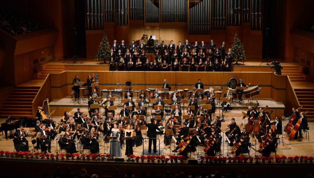 Χριστουγεννιάτικη συναυλία της Εθνικής Συμφωνικής Ορχήστρας και της Χορωδίας της ΕΡΤ