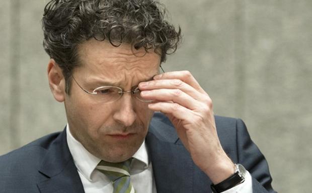 Πληροφορηθήκαμε ότι ο πρώην επικεφαλής της Ευρωομάδας Γερούν Ντάισελμπλουμ…