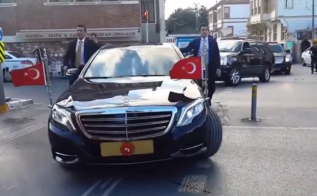 Απαγόρευση συγκεντρώσεων και κυκλοφοριακές ρυθμίσεις για την επίσκεψη Ερντογάν