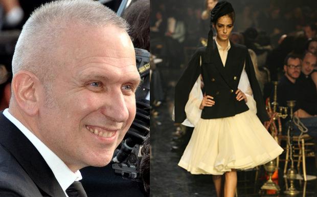 Επίδειξη μόδας του σχεδιαστή <br>Jean Paul Gaultier&#8230;