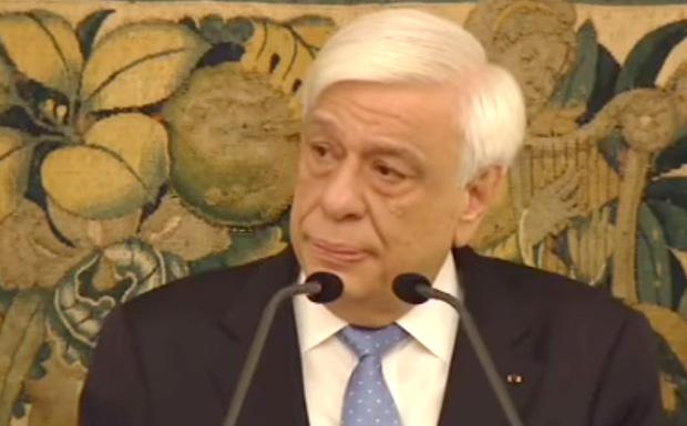 Παυλόπουλος: Θα υπερασπιστώ την Ιστορία και την κυριαρχία μας πράττοντας ό,τι χρειαστεί