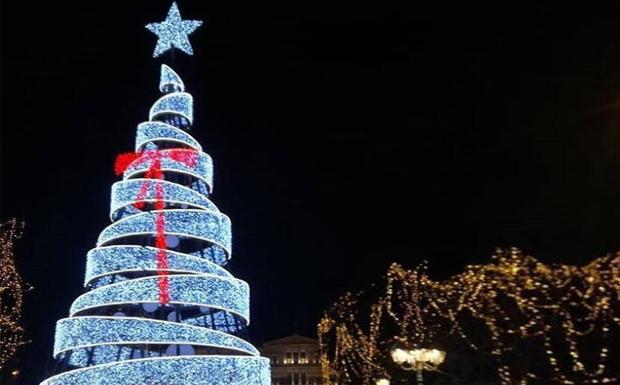 Χριστούγενα στην Αθήνα (πρόγραμμα εκδηλώσεων)