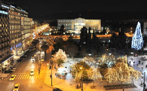Χριστούγεννα 2017 στην Αθήνα! Όλες οι εκδηλώσεις που μπορείτε να πάτε