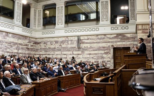 Σε νευρική κρίση οι βουλευτές του ΣΥΡΙΖΑ