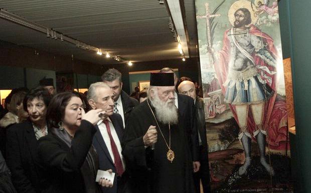 Μουσείο Μπενάκη: «Θρησκευτική Τέχνη από την Ρωσία στην Ελλάδα»