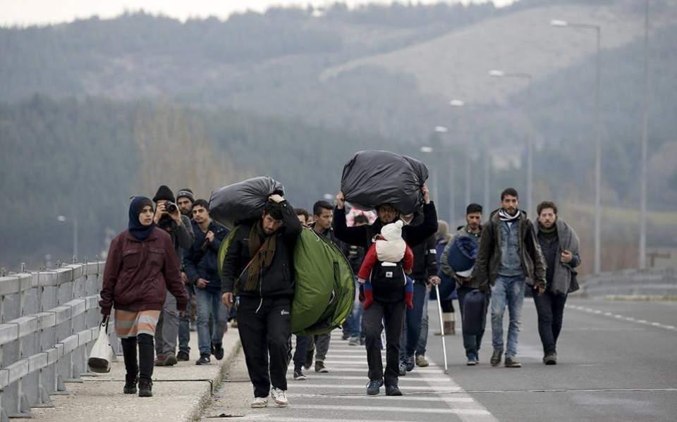 Π. Νεάρχου: Ανεδαφική και αυτοκαταστροφική η εμμονή από την Ελλάδα στην πολιτική των ανοικτών συνόρων