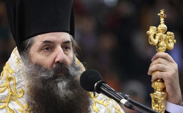 Μητρ. Σεραφείμ: Δεν υπήρξε ιδρυτής της Εκκλησίας της παλαιάς Ρώμης ο Πρωτοκορυφαίος Απόστολος Πέτρος