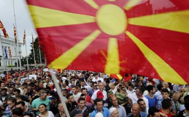 Σκόπια και Ρωσία