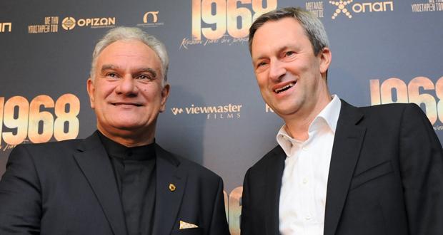 Η λαμπερή avant premiere του «1968» – Ο ΟΠΑΠ Μεγάλος Χορηγός της ταινίας για τη «χρυσή» νίκη της ΑΕΚ