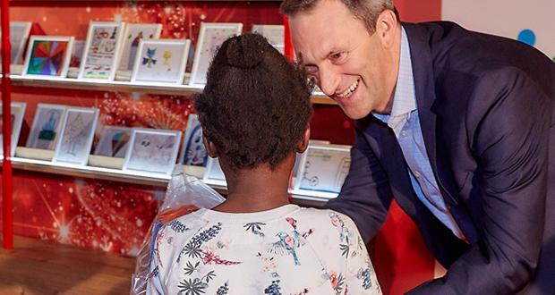 Τα Ευχοστολίδια του ΟΠΑΠ έκαναν πραγματικότητα 5.112 χριστουγεννιάτικες παιδικές ευχές