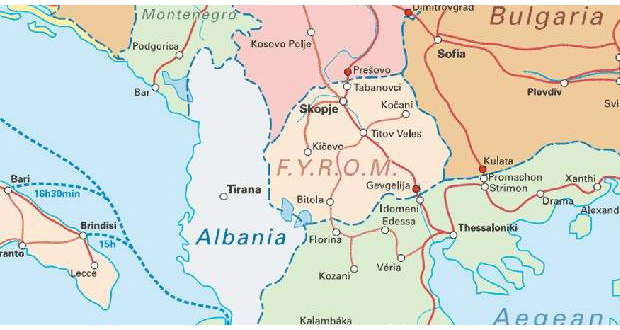 GornaMakedonija σε μια λέξη -Αυτή είναι η ονομασία της ΠΓΔΜ που προκρίνεται