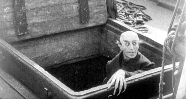 Nosferatu, μια συμφωνία τρόμου (1922)