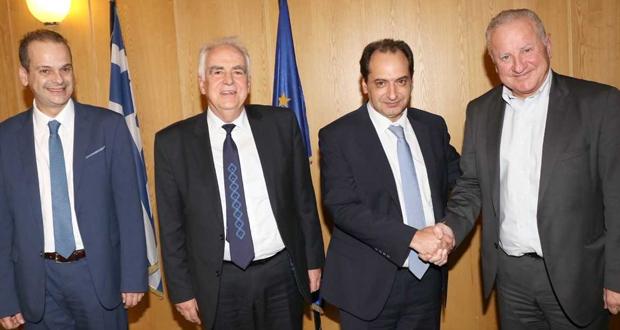 Κοινή Δράση υπ. Υποδομών-ΕΛΠΕ για τη συγκοινωνιακή ανάταξη της Δυτικής Αττικής