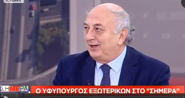 Αμανατίδης: Ήδη 140 χώρες αποκαλούν «Μακεδονία» την ΠΓΔΜ