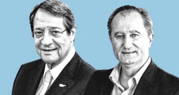 Mόνο το 1/3 του Κυπριακού λαού ψήφισε Αναστασιάδη
