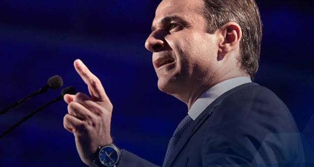 Κυρ. Μητσοτάκης: Ο κ. Τσίπρας τρέφεται από τον διχασμό