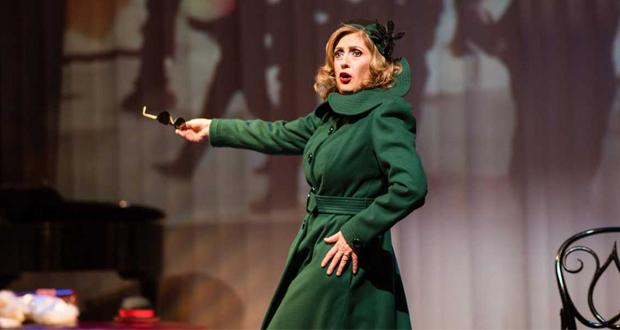 «Απόψε: Lola Blau» (θέατρο)