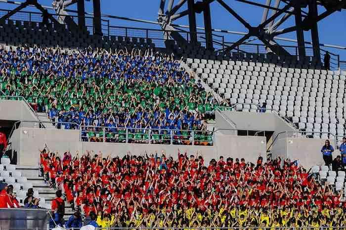 Ρεκόρ συμμετοχών στο φεστιβάλ Αθλητικών Ακαδημιών ΟΠΑΠ στην Πάτρα