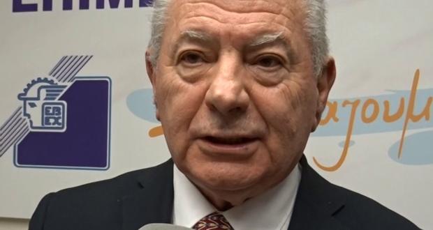 Βαλυράκης: Αναγκαία η Εθνική Στρατηγική