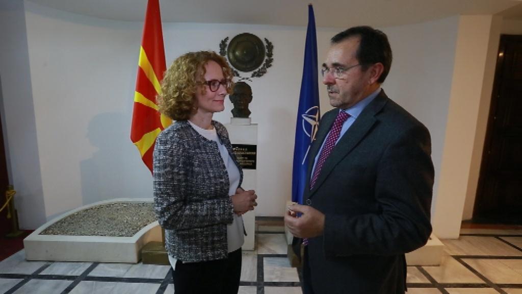 ΙΣΤΟΡΙΕΣ: Αποστολή στα Σκόπια