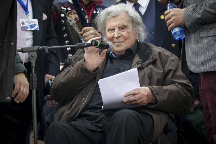 ΑΠΑΝΤΗΣΗ Μ. ΘΕΟΔΩΡΑΚΗ: Έχουμε ευθύνες που αφήσαμε άτυπα να χρεισιμοποιείται  το όνομα «Μακεδονία»