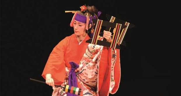 Ryukyu: Ένα εξωτικό πολυθέαμα με χορούς από την Ιαπωνία!