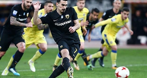Η ΑΕΚ έχασε απίθανες ευκαιρίες αλλά νίκησε με 1-0 τον Αστέρα