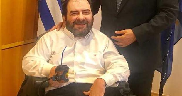 Γ. Πατούλης: «Καλούμε την κυβέρνηση να διαθέσει το 20% του ΕΣΠΑ 2014-2020 στις τοπικές κοινωνίες στα ατόμων με αναπηρία στις πόλεις μας