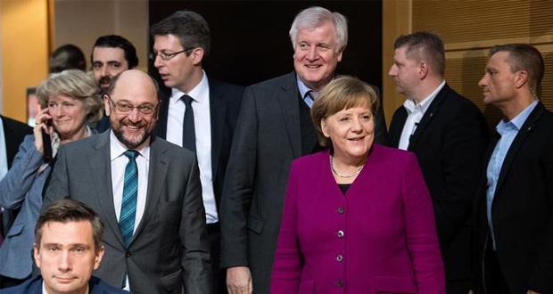 Λευκός καπνός για τον τρίτο μεγάλο συνασπισμό στη Γερμανία – στο SPD το ΥΠΟΙΚ